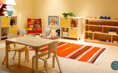 5 Steps to a Purposeful Play Space
